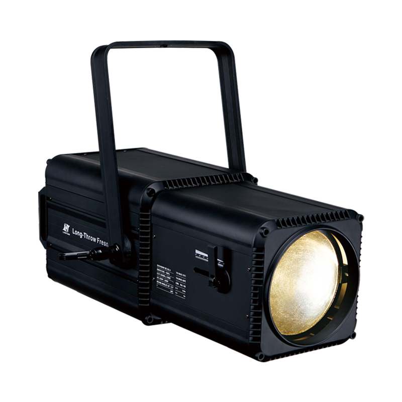 LED Telephoto spotlight